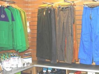climbing clothes north wales