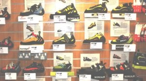 climbing shoes north wales indy